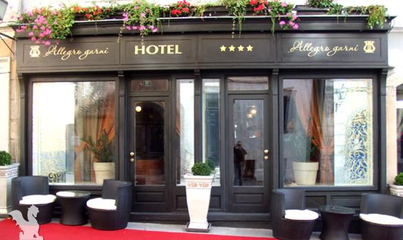 Allegro Garni Hotel Ljubljana Slovenia