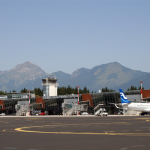 Landing at Aerodrom Ljubljana