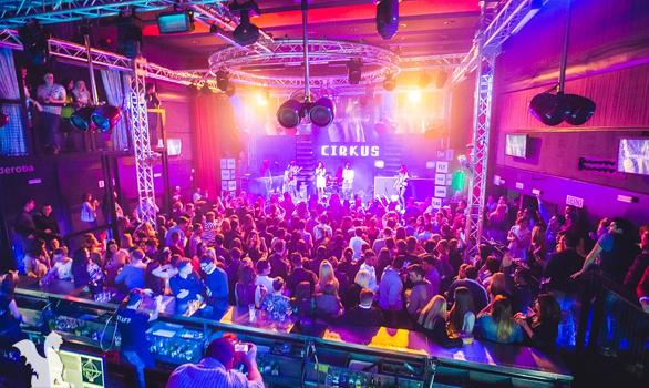 Club Cirkus Ljubljana