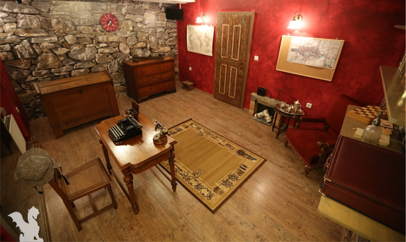 TheKey Escape room Ljubljana