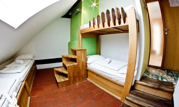 Hostel Celica Ljubljana Slovenia
