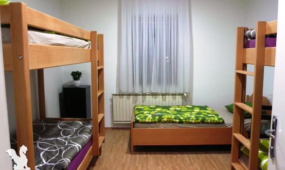 Hostel Vrba Ljubljana Slovenia
