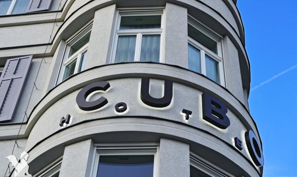 Hotel Cubo Ljubljana