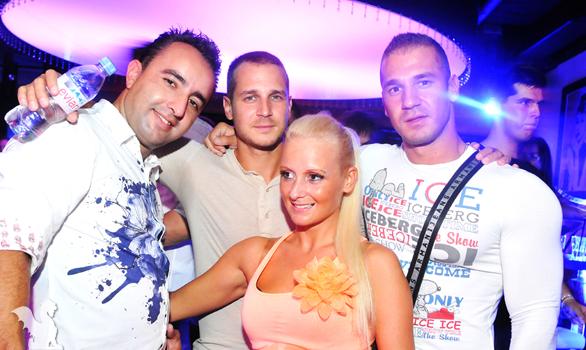 Klub Top Six Ljubljana Slovenia