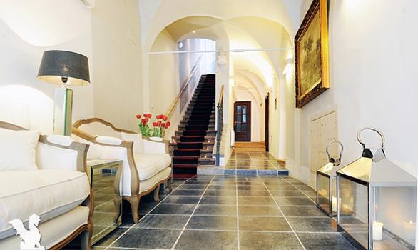 Lesar Hotel Angel Ljubljana Slovenia