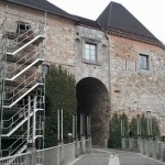 Take the Funicular up to the Ljubljana  Castle