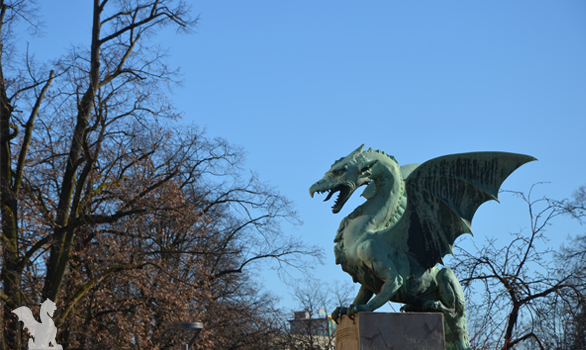 The Legend of the Ljubljana Dragon