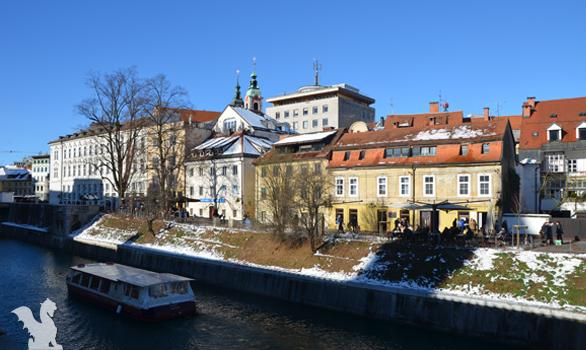 A comprehensive guide to Ljubljana's view-spots