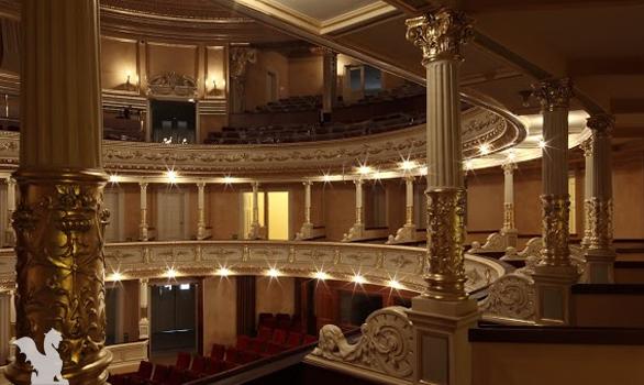 Opera in Balet Ljubljana Slovenia