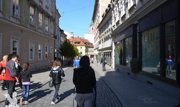 Ljubljana, Slovenia – A crossroad of history beckons